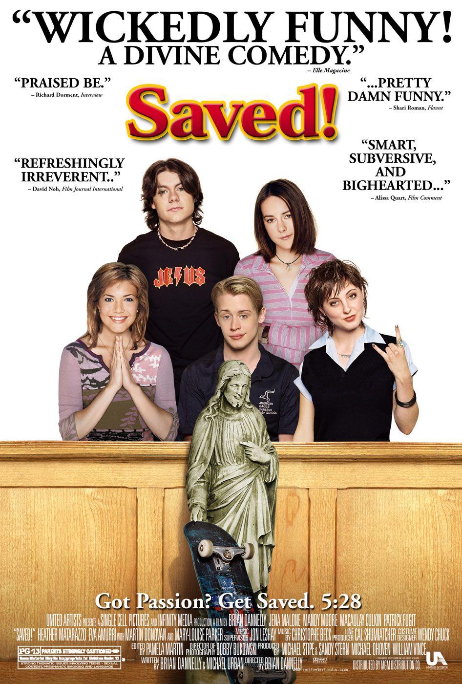 movie review quotsavedquot 2004 lolo loves films