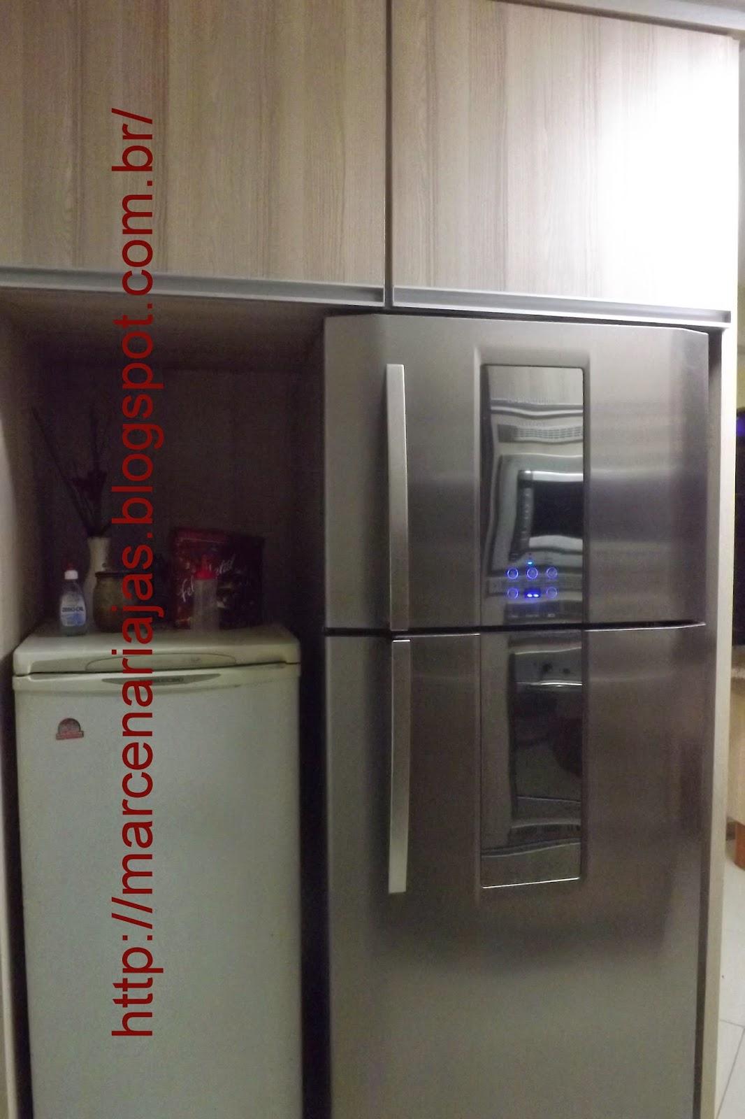 armario de geladeira