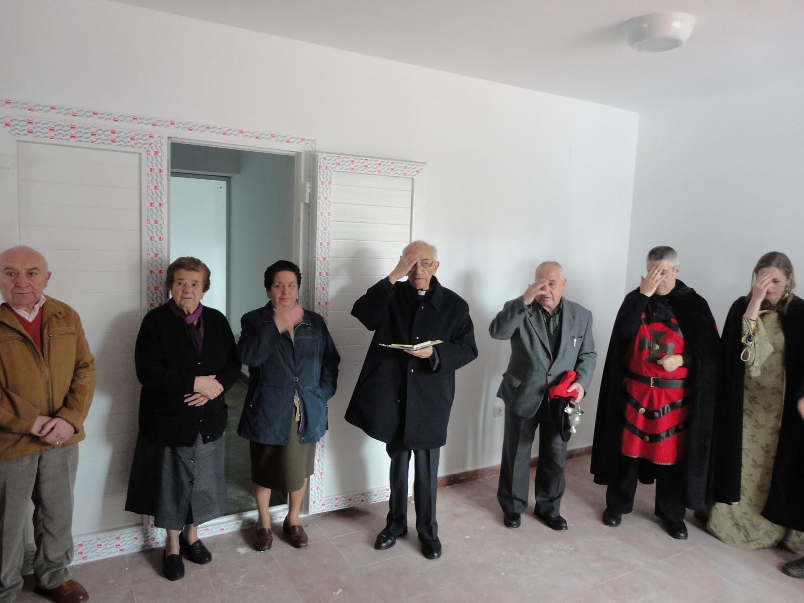 Universidad popular de montiel inauguraci n del nuevo velatorio de montiel - Tanatorio valdepenas ...