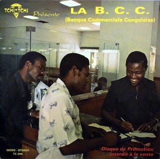 Youlou Mabiala - La B.C.C.( Banque Commerciale Congolaise ),Tchi-Tchi