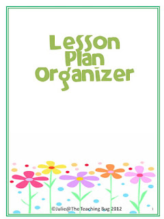 The Teaching Bug Lesson plan Freebie PDF Teachers pay Teachers