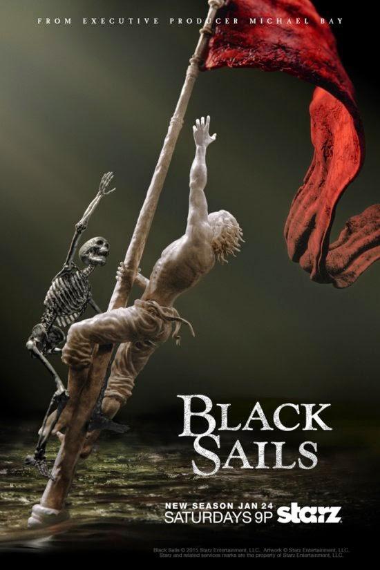 Black Sails Temporada 2 audio español