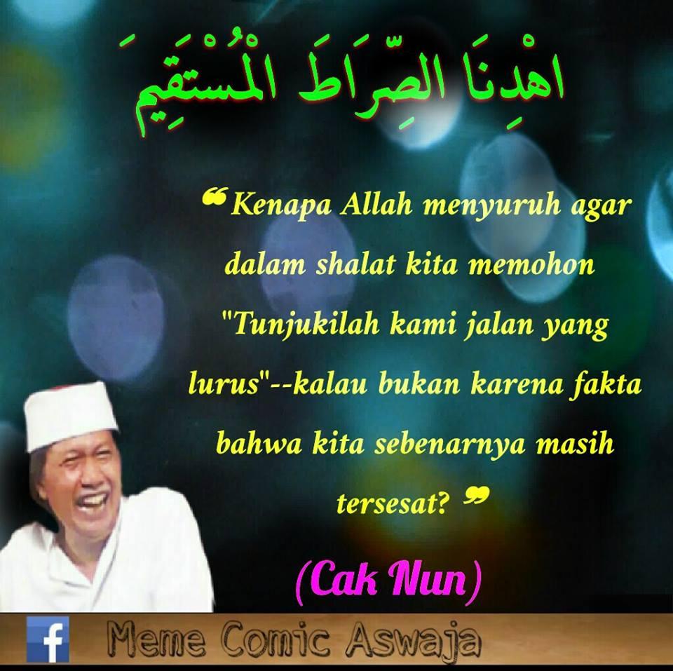 22 Kata Mutiara Cak Nun Inspirations Kata Mutiara Terbaru