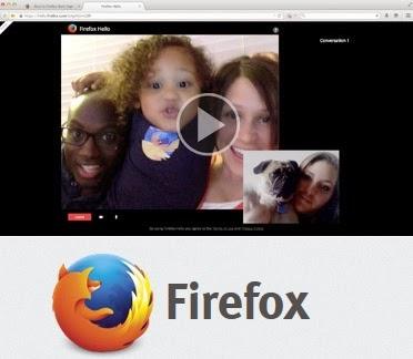 ¿Cuáles navegadores funcionan con Firefox Hello?