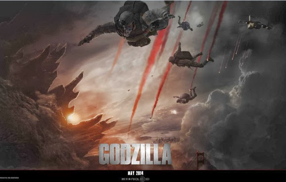 Godzilla warner bross dan legendary film