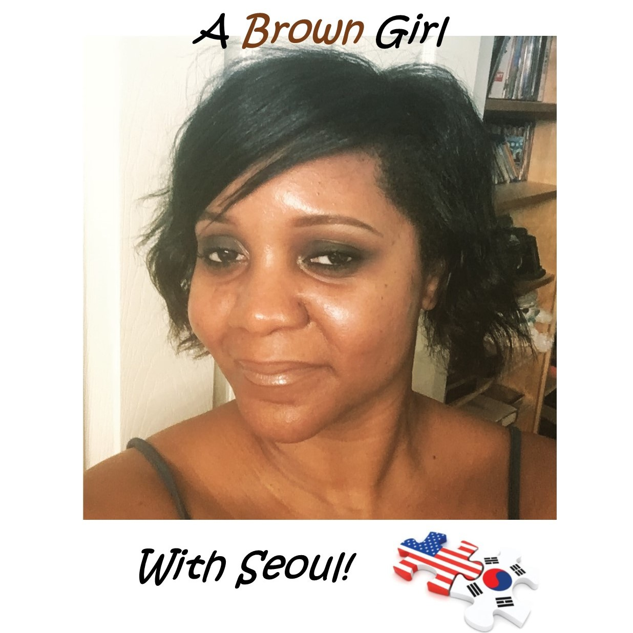 A Brown Girl with Seoul
