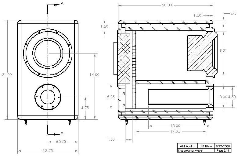 Ukuran box subwoofer 10 koleksi skema rangkaian artikel for Ukuran box salon 8 inch
