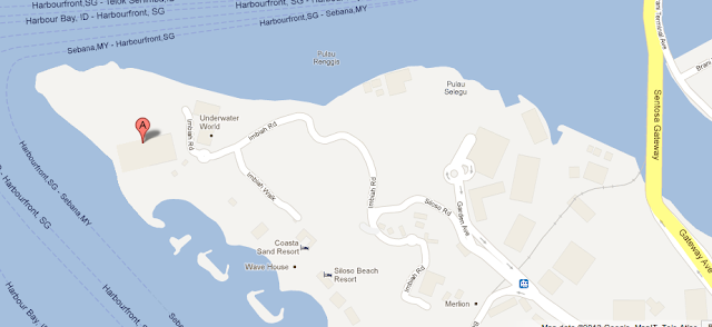 Sentosa Island, Singapore, beach resort, 5 star hotel, accommodation