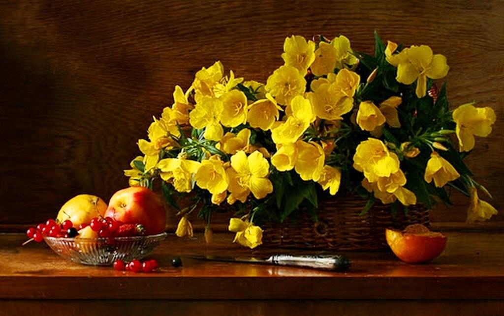 Im genes arte pinturas bodegones con frutas y flores for Estilo moderno definicion