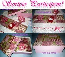 163 SORTEIO DOCE CABANNA+ TEAR DAS ARTES