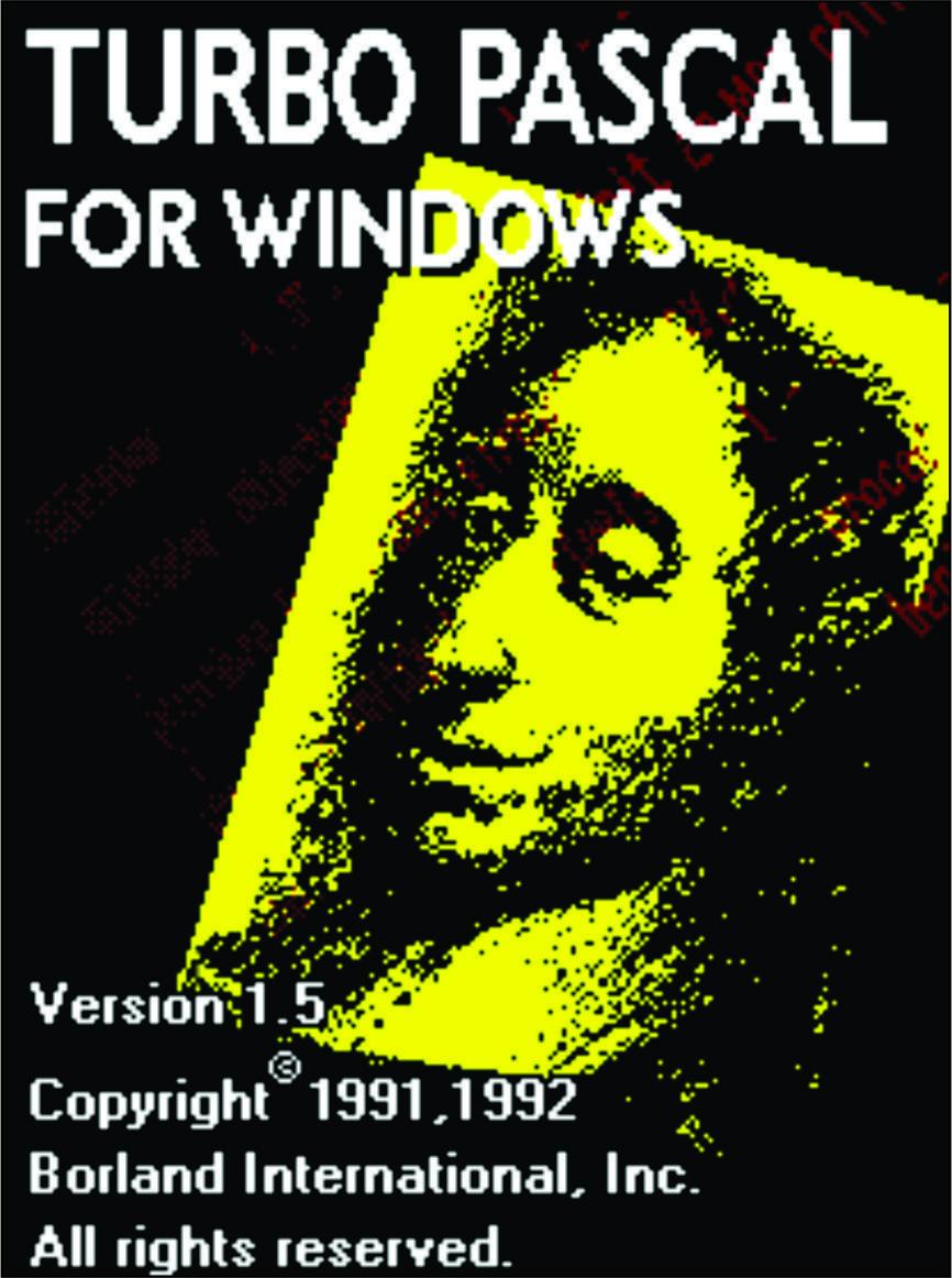 Turbo Pascal Русификатор