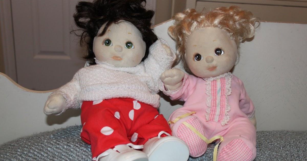 80s Toy Dolls : The s toy ark my child doll restoration