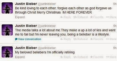 Alasan Justin Bieber Pensiun Dini