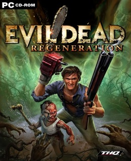 Evil Dead: Regeneration PC Box
