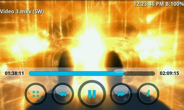 BSPlayer android apk - Screenshoot