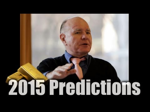 Marc Faber: Gold will rally 30% in 2015