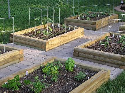 Perfect Backyard Vegetable Garden Design Plans Ideas ...
