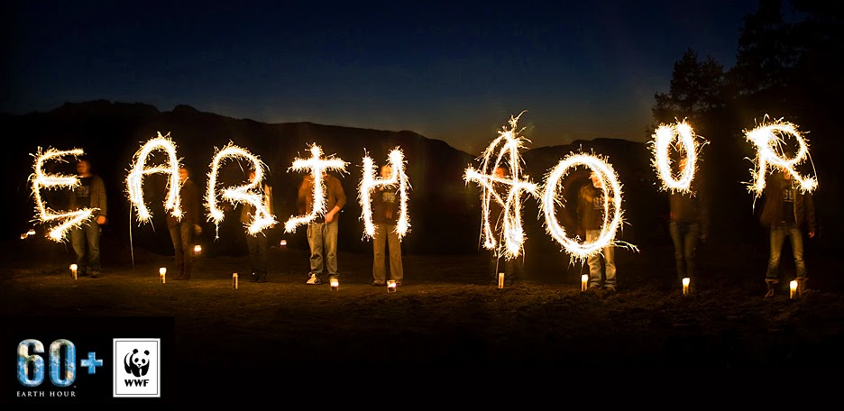 Earth Hour 2015 Kuching Sarawak