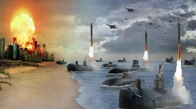 """Πούτιν: """"O κόσμος παρασύρεται προς μία εντελώς νέα διάσταση, από την οποία δεν θα υπάρξει επιστροφή"""""""
