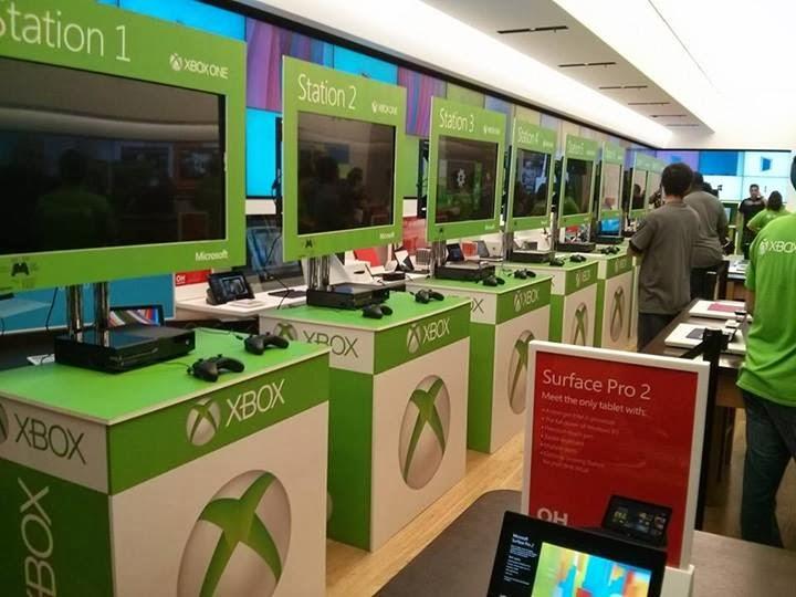 Xbox One será lançado em todo o mundo e o Blast está nos Estados Unidos para conferir XBO+Pablo+5