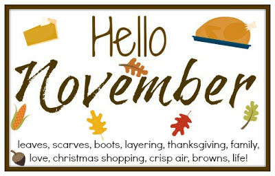 The Hillbilly Princess Diaries: Hello November!! + DIY Batman Mask!