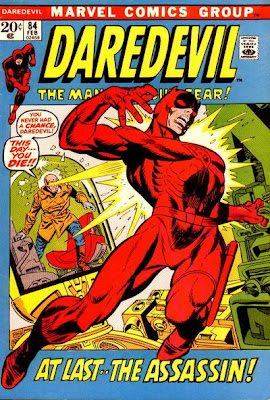 Daredevil #84, the Assassin