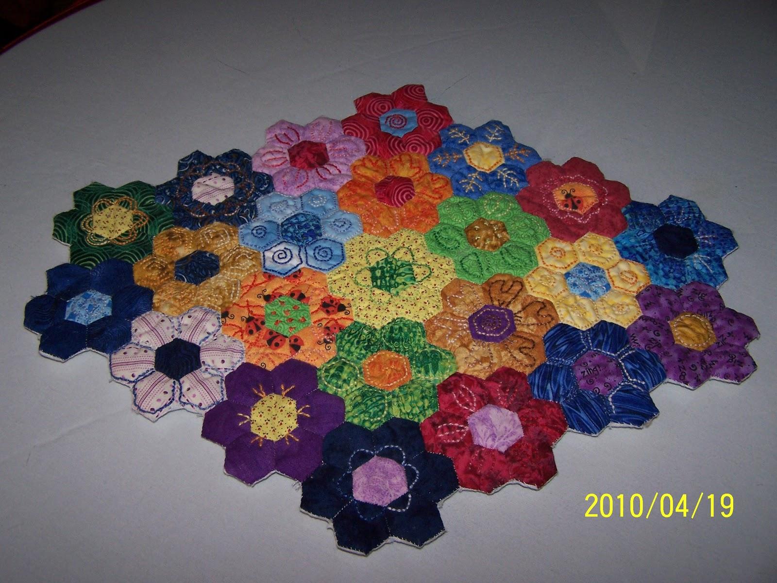 Cositas en patchwork trapos rotos - Tecnicas de patchwork a mano ...