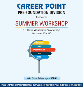 Summer Workshop 2016-17