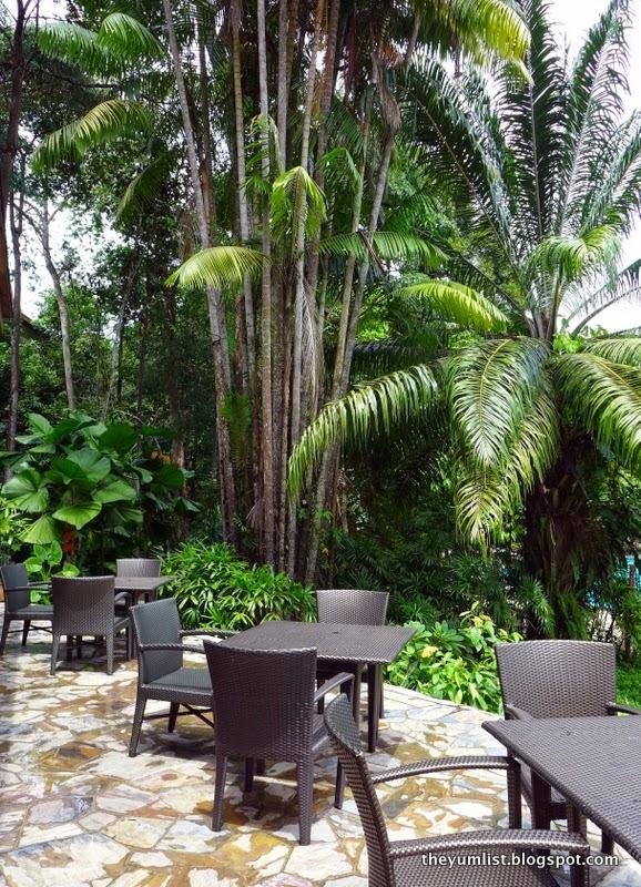 The Restaurant, The Andaman, Langkawi