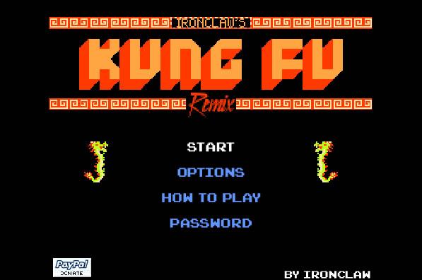 Unblocked Game : Kung Fu Remix