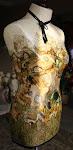 manekin złoty Klimt