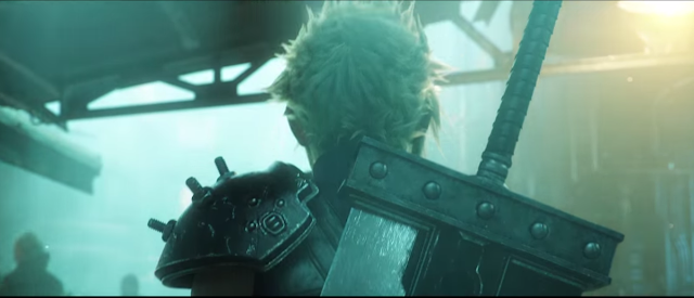 Cloud FF7