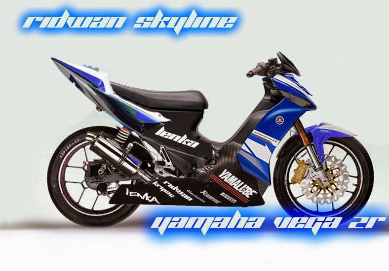 Motor Yamaha Vega Drum