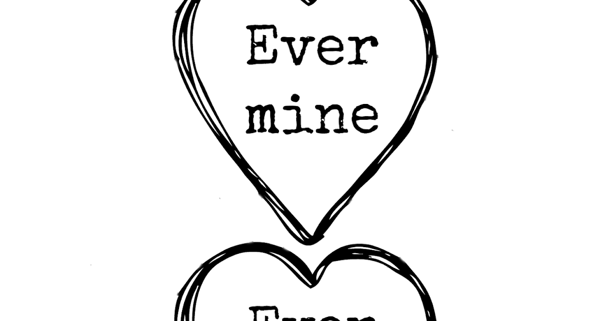 craft a spell ever mine ever thine ever ours free printable