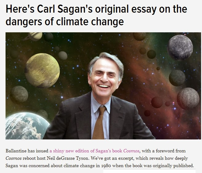 Carl Sagan on Thinking - Hannah Arendt Center for Politics and the ...