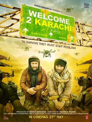 Welcome To Karachi (2015) DVDScr Full Movie