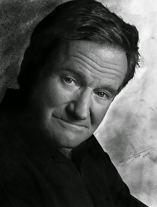 08-Robin-Williams-Julio-Lucas-Experimenting-with-Photo-Realistic-Drawings-www-designstack-co