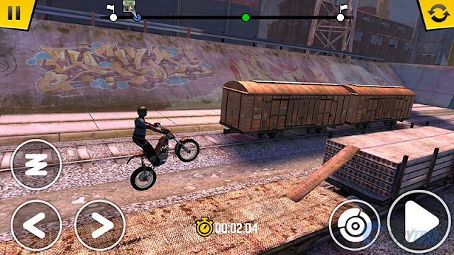 Trial Xtreme 4 HD Game untuk Android
