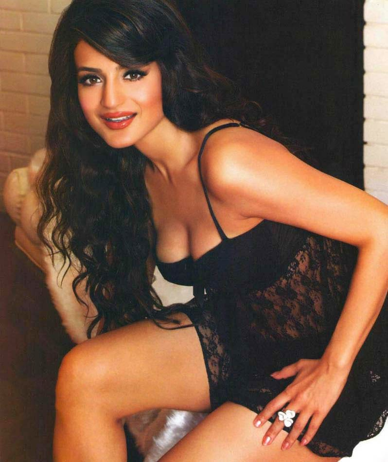Hot Indian Actress in Mini Skirt Photo