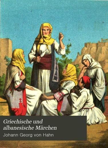 Griechische und albanesische Märchen