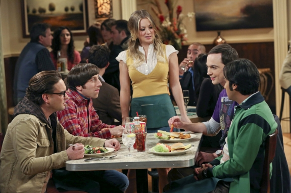 Big Bang Theory's Penny is