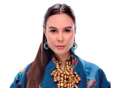 Gretchen Barretto as Ashi Behati in Princess and I