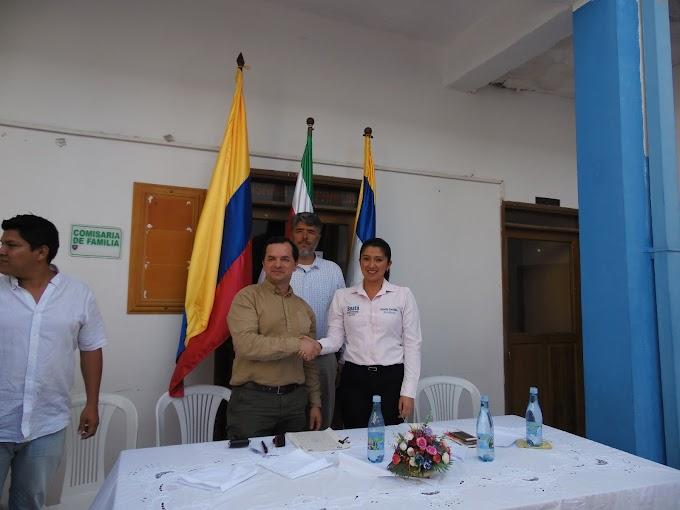 Derivados de leche de cabra del Chicamocha Medio recorrerán el mundo, gracias a alianza del municipio de Soatá con la firma ALCANZA