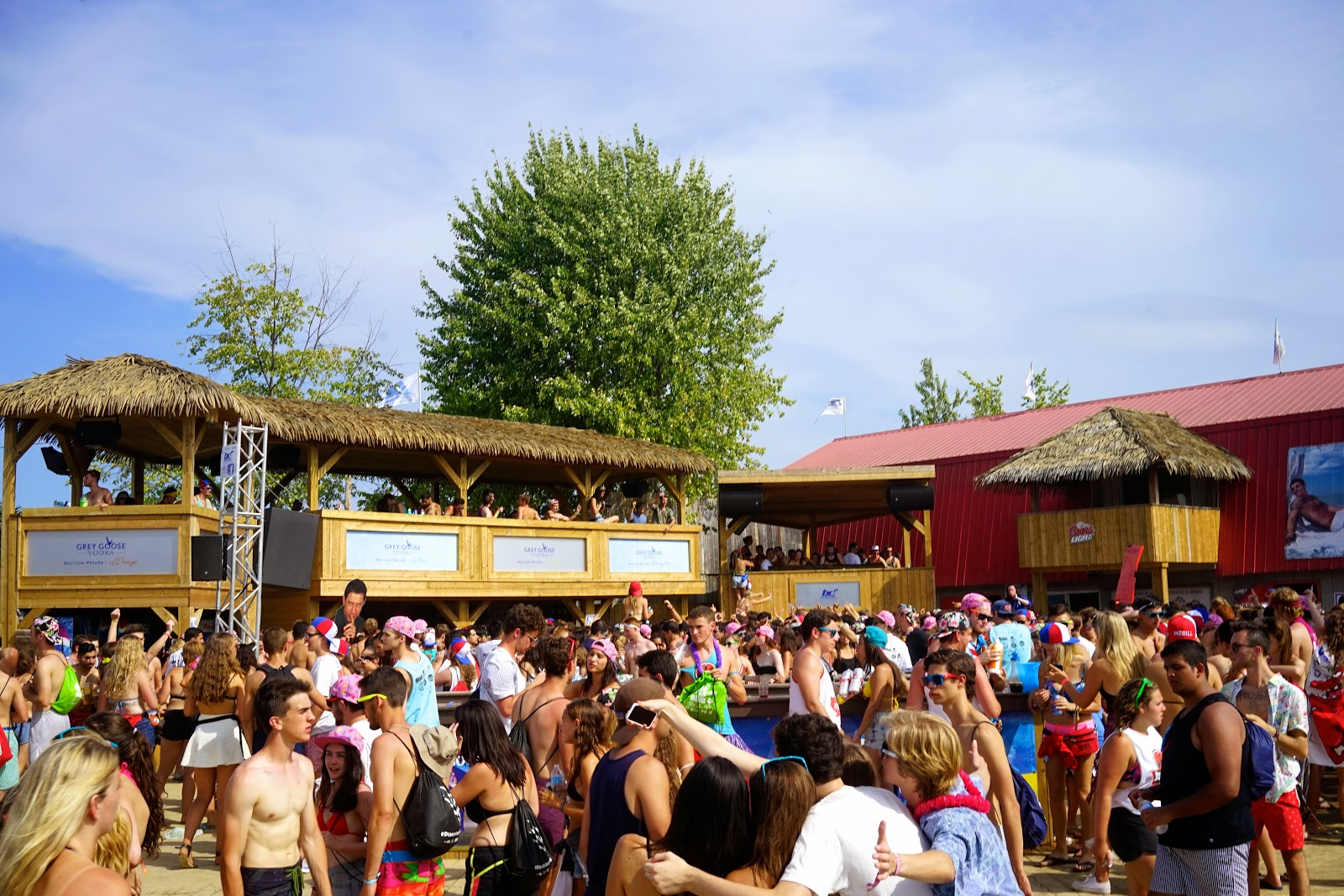 beachclub frosh