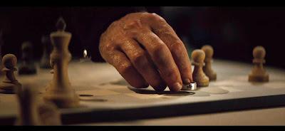 Una partida de ajedrez es más interesante que esta película.