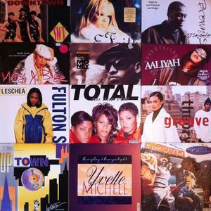 DJ Friction - 90's R&B Mix Vol 1