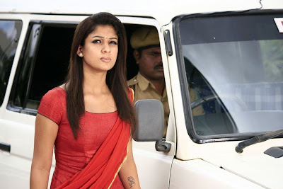 Actress Nayanthara Hot Photos