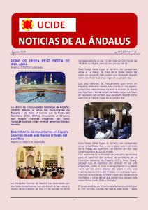 Noticias de Al Ándalus de agosto 2018