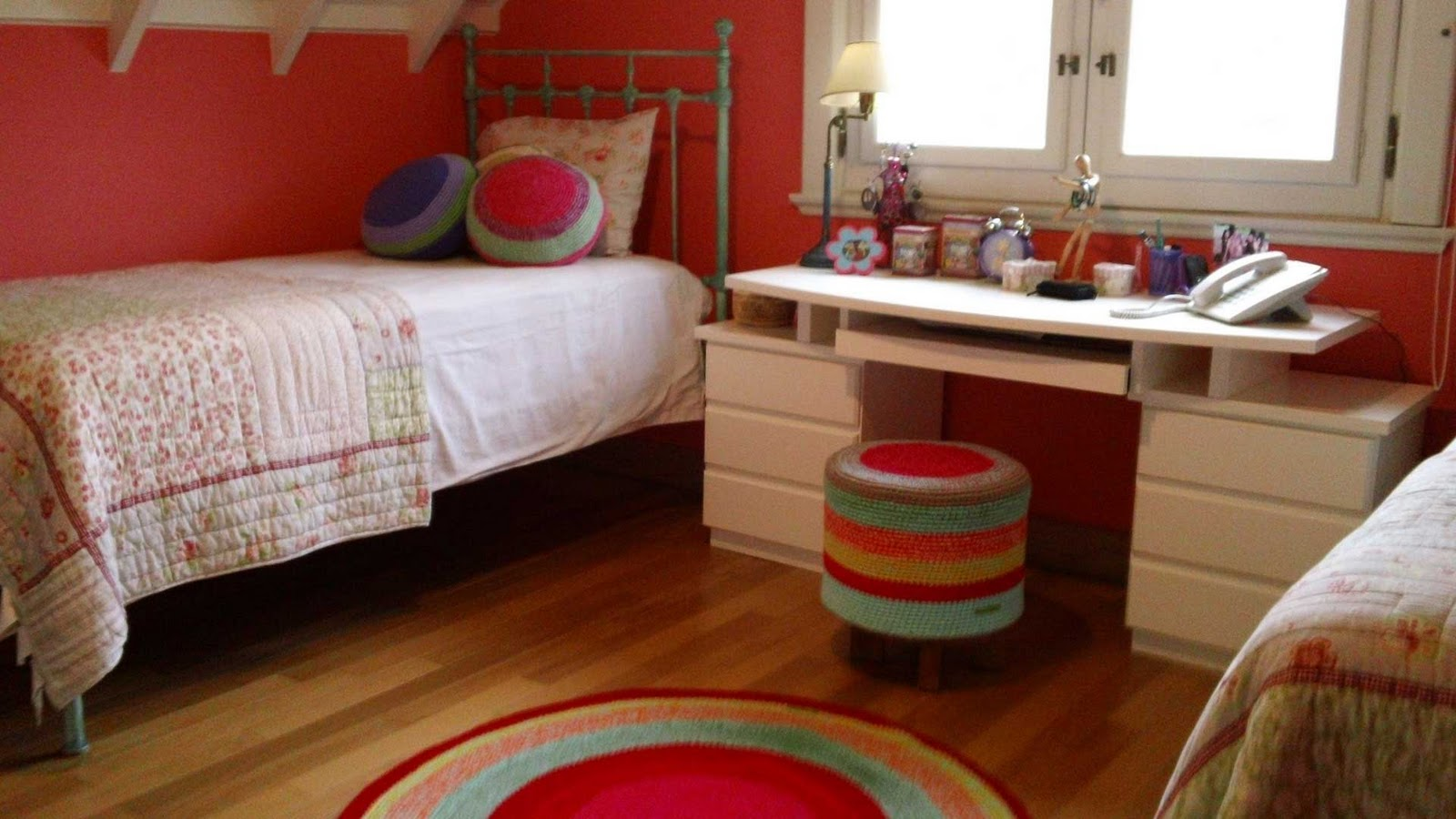 Puerta al sur decorar el cuarto de una adolescente - Decorar habitacion nina 2 anos ...