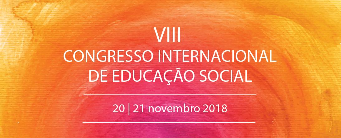 8.º Congresso Internacional de Educação Social